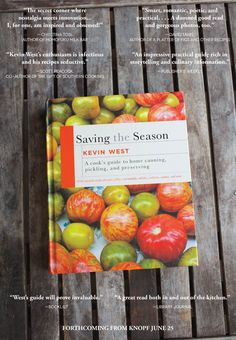 Saving the Season: A Cook's Guide to Home Canning, Pickling, and cooking guide tips Cooking Photos, Cooking Tips, Cooking Recipes, Fig Recipes, Other Recipes, Momofuku Milk Bar, Home Canning, Wild Edibles, Soul Food