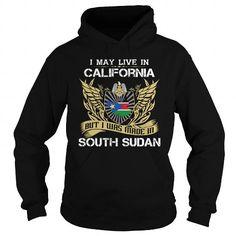 South Sudan-California #SouthSudan