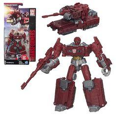 Transformers Combiner Wars legends Class Warpath