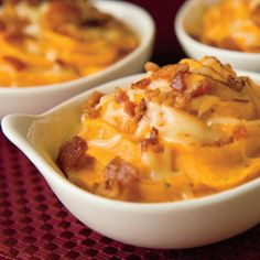 Farm FlavorSavory Sweet Potato Casserole Recipe
