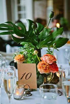 A Romantic Springtime Wedding in Long Island City, New York | Romantic Weddings | Real Weddings | Brides.com | Brides