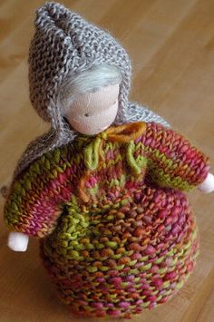 seasons round exchange prize :: mother nature by waldorf mama, via Flickr