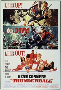James Bond Poster Gallery