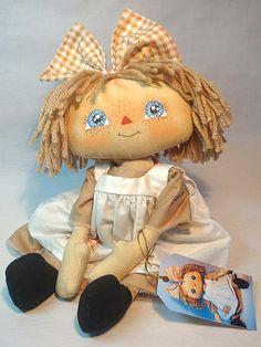 Raggedy Ann Dolls by Annieprimdolls