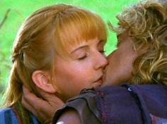 Gabrielle and Iolaus