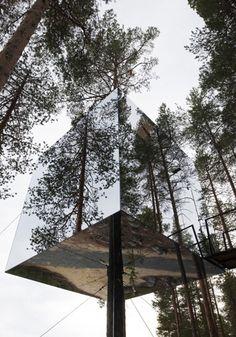 Tree Hotel // Sweden