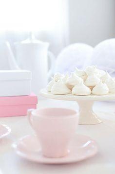 Scandi Home: Pastel Tea Party