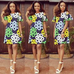 Thinking of What To Sew Next? Then You Should Have These Cute Ankara Short Gowns.Thinking of What To Sew Next? Then You Should Have These Cute Ankara Short Gowns Ankara Short Gown, Short Gowns, Ankara Dress, African Print Fashion, African Fashion Dresses, Ethnic Fashion, Ankara Fashion, African Attire, African Wear