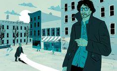 Paul Blow - Anna Goodson Illustration Agency