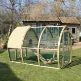 The Arch Chicken Coop by Framebow