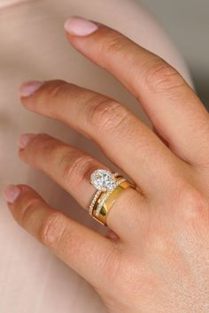 Buy Engagement Rings | Wedding Bands | Necklaces | Bracelets | Bridal Set Call/WhatsApp: +1(929)560-3949 Email: hello@briobella.com #engagementrings #wedding #weddingbands #weddingrings #diamond #diamondrings #diamondring #rings #gia #naturaldiamond #briobella #jewelry #finejewelry #jewellery #moissanitediamond #moissaniterings #moissaniteengagementrings #love #shesaidyes #engaged #unitedstates #newyork #proposering #propose #goldrings #goldjewelry Moissanite Diamond Rings, Unique Diamond Rings, Halo Diamond, Unique Rings, Diamond Jewelry, Cute Engagement Rings, Designer Engagement Rings, Diamond Engagement Rings, Cool Wedding Rings