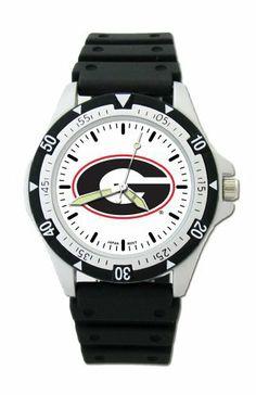 Georgia Bulldogs Option Watch by Logo Art. $19.99. NCAA Georgia Bulldogs Option Watch
