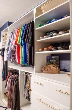 30 idées pour organiser votre dressing | Organizations