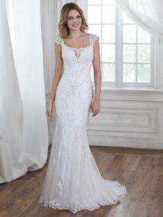 Maggie Sottero Wedding Dress � Leticia