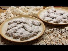 Pracny (Tlapky) - vánoční pečení (recept) - YouTube Apple Pie, Sweets, Desserts, Youtube, Food, Sweet Pastries, Postres, Gummi Candy, Deserts