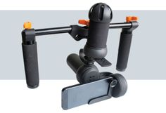 How many times have you been disappointed with the shaky footage from your smartphone or GoPro? Have you wished you had smooth flowing shots like if they were filmed with a Steadicam? http://kck.st/18W1GA8