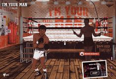 I'm Your Man is an interactive documentary about Australia's boxing legends. In this experience you will enter the ring and fight alongside the boxers. Your Man, Train Hard, Documentary, Nonfiction, Boxing, Australia, Non Fiction, The Documentary, Brass Knuckles