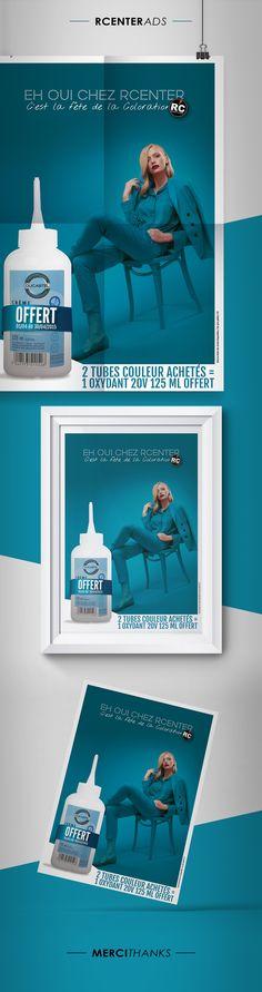 Affiche HAIR SHOP. #ads #advertising #pub #affiche #fashion #beauty