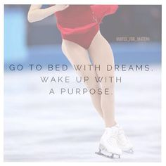 Ice Skating Quotes, Figure Skating Quotes, Figure Skating Dresses, Ashley Cain, Gracie Gold, Figure Ice Skates, Motto Quotes, Ice Dance, Skate Wear