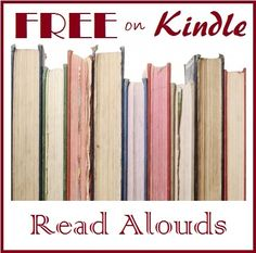 Read Alouds - FREE on Kindle