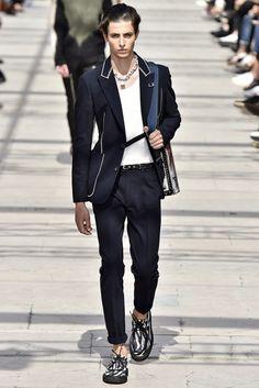 Louis Vuitton Paris Masculino- Verão 2017 junho/2016 foto: FOTOSITE