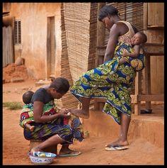 Pedicure, Benin