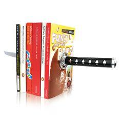 #KATANA #SWORD #BOOKENDS #Ninja #Ninjitsu #Samurai #Warrior #Books #MartialArts #Knife