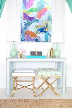 Designer Vignette Example | Tommy McDonnell | Gregg Irby Gallery