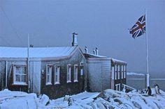Port Lockroy #Antarctica