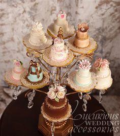 Wedding Chocolates- Favors Pretty Cakes, Beautiful Cakes, Amazing Cakes, Fancy Cakes, Mini Cakes, Tea Cakes, Cupcake Cakes, Mini Patisserie, Chocolate Candy Cake