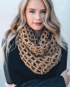 Winter is coming, bundle up in our Boxed Infinity Scarf ❄️ $12