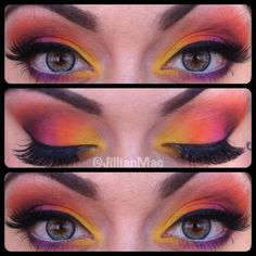 Parrot Sunset Eyeshadow