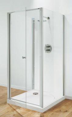 Coram Optima Three Sided Shower Enclosure 760 X