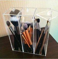 96ff45f09 12 mejores imágenes de ORGANIZADOR ACRILICO | Makeup Storage, Beauty ...