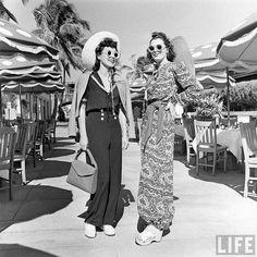 Miami Beach, 1940.