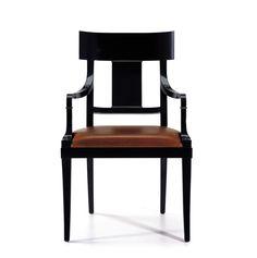 90007  Arm Chair, Dining Chair