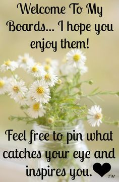 Welcome To My Pinterest Boards. You are welcome to pin as much or as little as you want.  I think pinning from my boards is the sincerest form of flattery.  Have a wonderful, blessed pinning day.