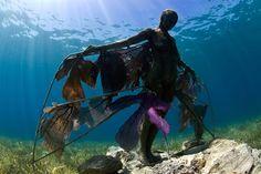 La Huida Digital: SPECTACULAR MUSEUM..The underwater Museum Lanzarot...