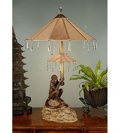 Monkey Table Lamps: Monkey Lamp,Lighting
