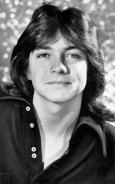 """David Cassidy..  Talk about CUTE!! Well he was at least in the 70's starring in the TV series """"The Partridge Family"""""""
