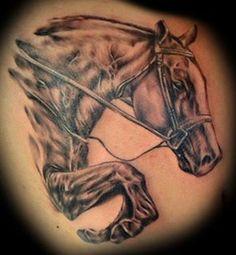 #horse #tattoo