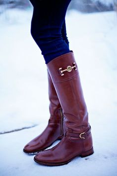 Tory Burch riding boots - Shoes and beauty