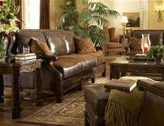 wohnzimmer einrichten, sofas im kolonialstil | kolonial stil ... - Wohnzimmer Kolonial