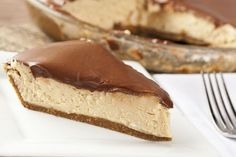 While This Peanut Butter Pie Filling Is Amazing, The Pretzel Crust Is Definitely The Tastiest Part! – 12 Tomatoes