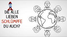 SCHLUMPF VIDEOS: Teilen erwünscht, KLAUEN verboten!!! Papa #Schlumpf #Zoobe Schlümpfe deutsch