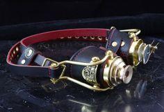 more steampunk goggles