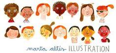 Marta Altés, ilustradora catalana con base en Londres