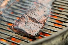 How to Grill Skirt Steak
