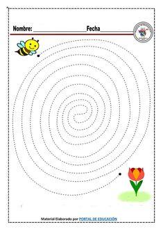 Preschool Prep, Preschool Worksheets, Kindergarten Activities, 3 Year Old Activities, Insect Crafts, Pre Writing, Fine Motor Skills, Early Learning, Pre School