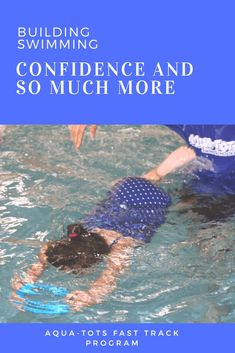 Building Swimming Confidence And So Much Swim School, Kids Swimming, Programming, Confidence, Aqua, Track, Learning, Children, Building